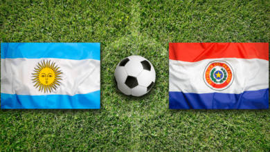 Argentina vs Paraguay Live Streaming