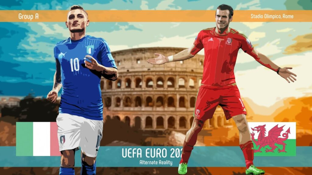 UEFA EURO 2020: Italy vs Wales Live Online Free - The PK Times